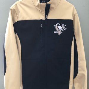 Pittsburgh Penguins men's M mid-weight jacket